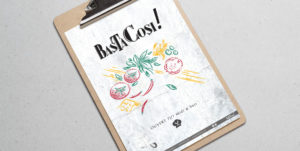 Carte logo Basta Cosi!